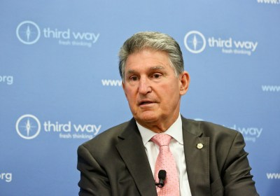 Manchin proposes compromise on voting bills