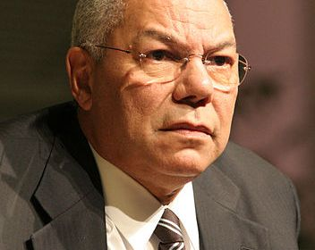 Colin Powell, America's first Black secretary of state, dies at 84