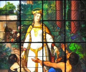 Queen-saints