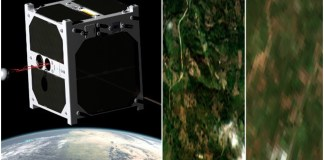 Philippines First Microsatellite Diwata-1