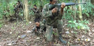 Viral: Pinoy Soldiers Join The Mannequin Challenge
