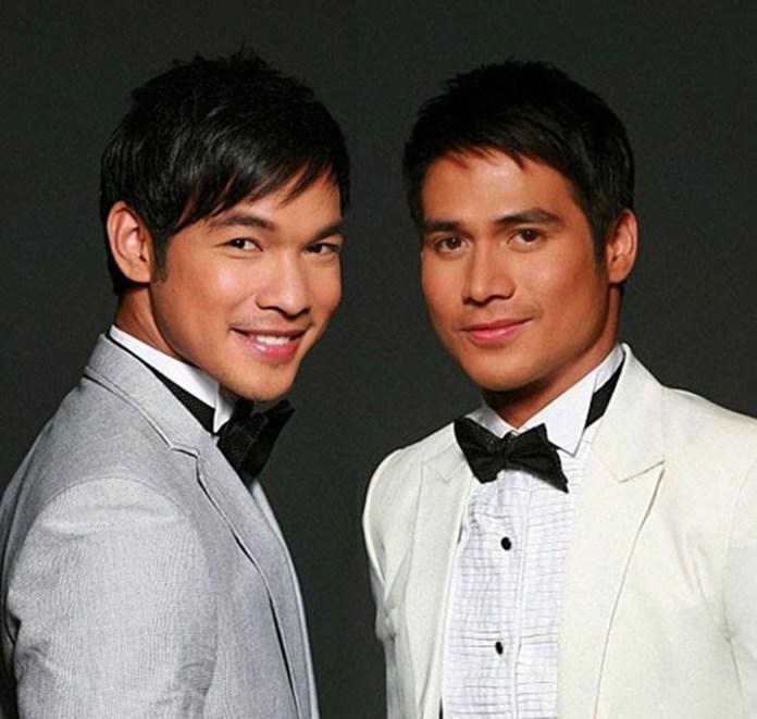 Mark Bautista and Piolo Pascual