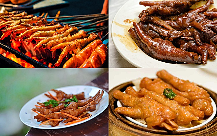 Eating Chicken Feet Has Several Surprising Health Benefits