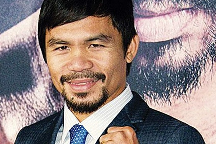 Bayang Magiliw, Manny Pacquiao Philippine National Anthem
