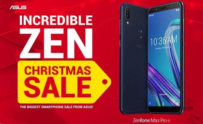 ASUS Zenfone Max Pro Sale 2018