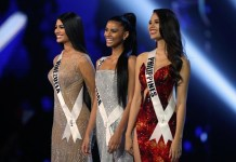 Miss Universe 2018 Top 3