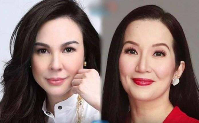 Gretchen Barretto Kris Aquino