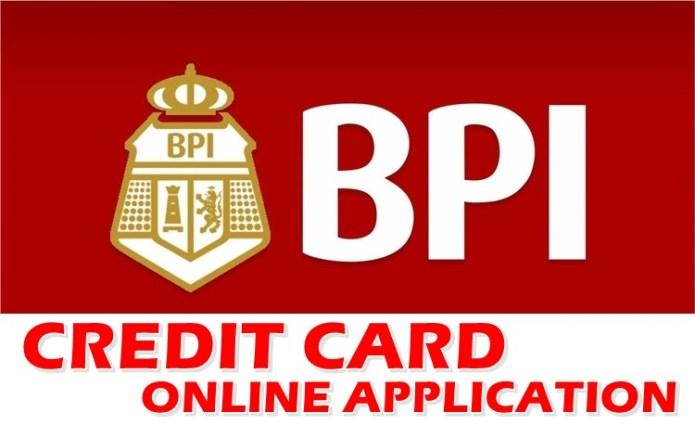 BPI Credit Card Apply Online