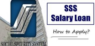 SSS Salary Loan