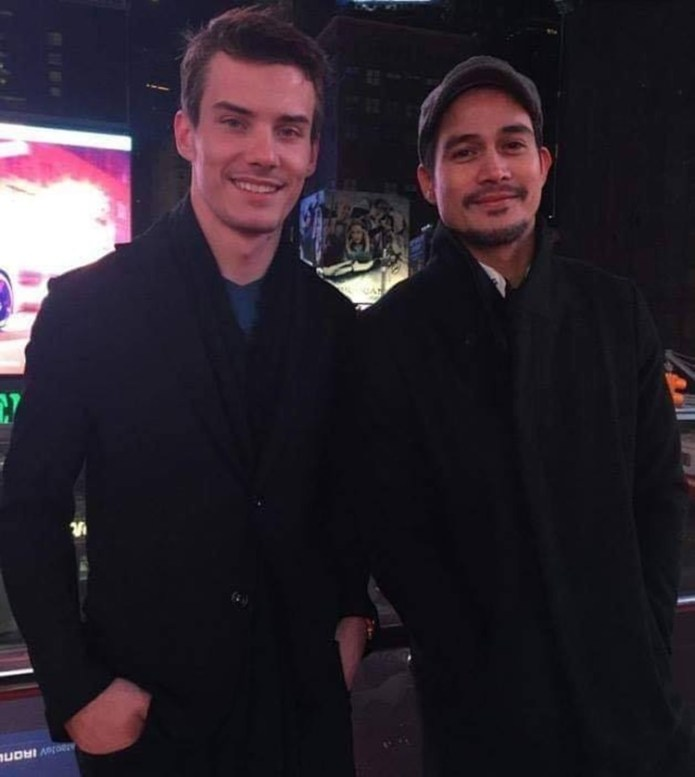 piolo pascual with his alleged boyfriend