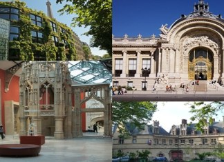 Paris Museums