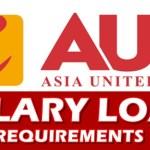AUB Salary Loan