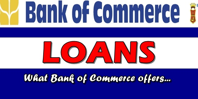 Bank of Commerce Loans