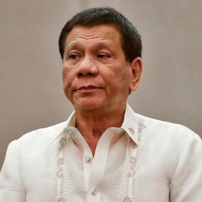Pres. Rodrigo Roa Duterte
