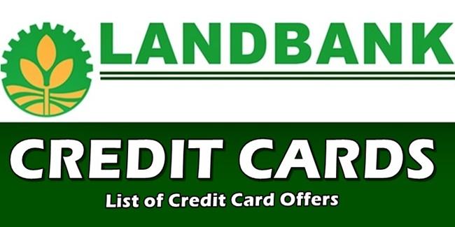 Landbank Credit Cards