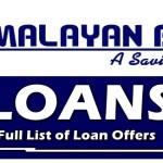 Malayan Bank Loans
