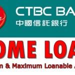 CTBC Bank Home Loan