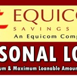 Equicom Bank personal loan