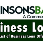Robinsons Bank Business Loans