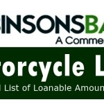 Robinsons Bank Motorcycle Loan