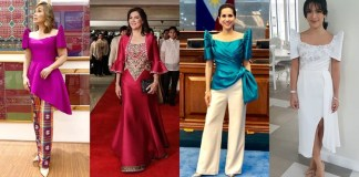 SONA 2019 most stylish