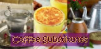 coffee substitutes
