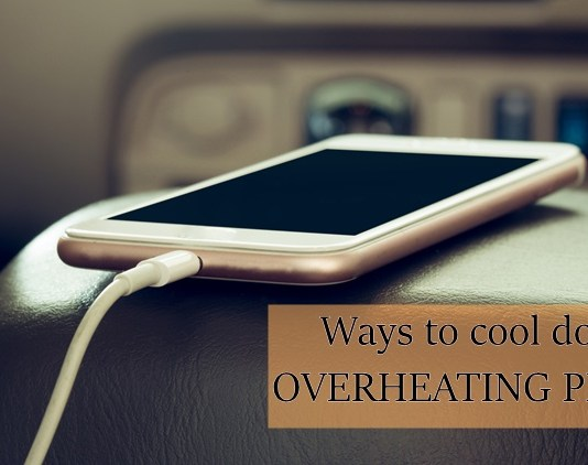 overheating phone ways to cool down