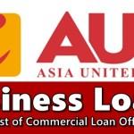 AUB Business Loans