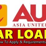 AUB Car Loan