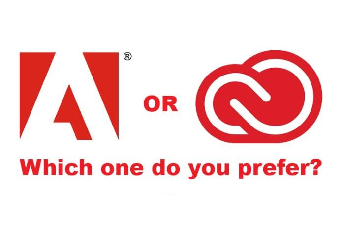 Adobe CS or Adobe CC