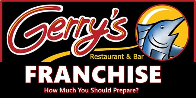 Gerry's Grill Franchise