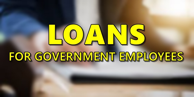Loans for Government Employees