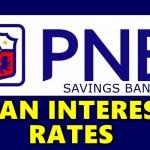 PNB Savings Loan Interest Rates