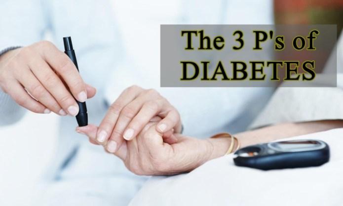 diabetes 3 ps