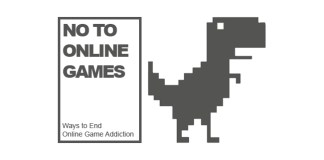 no to online games