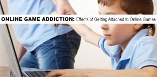 online game addiction