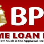 BPI Home Loan Fees Appraisal Fee