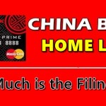 China Bank Home Loan