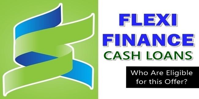 FlexI Finance Cash Loans