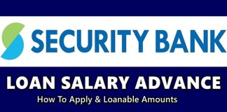 Loan Salary Advance Security Bank