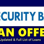 Security Bank Loan Offers