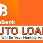 UnionBank Auto Loan
