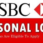 HSBC Personal Cash Loan