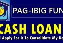 Pag-IBIG Cash Loan