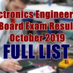 electronics engineer full list
