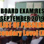 let board exam sec m-o