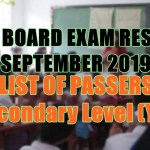 let board exam sec y-z