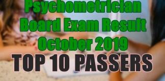 psychometrician top 10