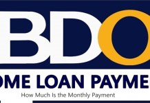 BDO Home Loan Payment