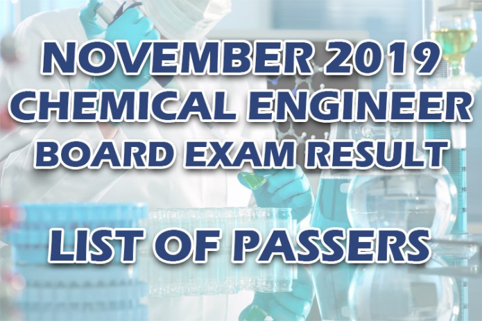 ChemEng Results